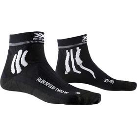 X-Socks Run Speed Two Sokken Dames, zwart